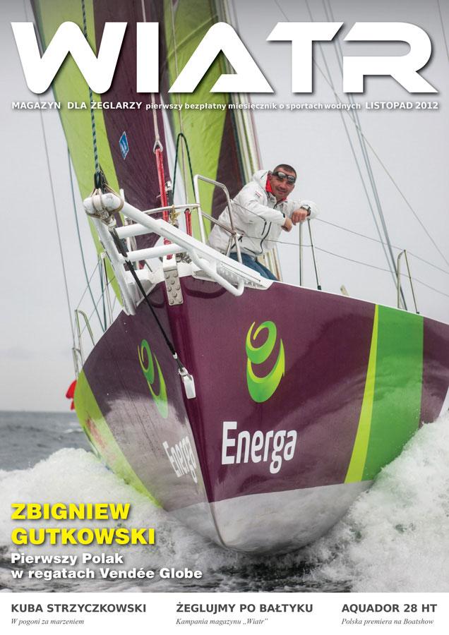 Magazyn Wiatr Listopad 2012
