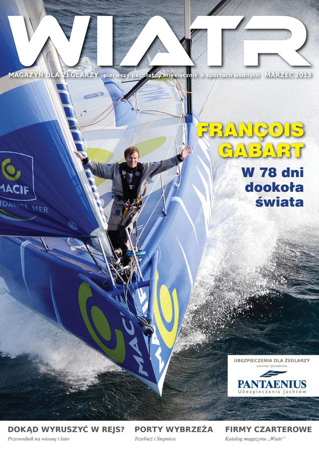 Magazyn Wiatr Marzec 2013