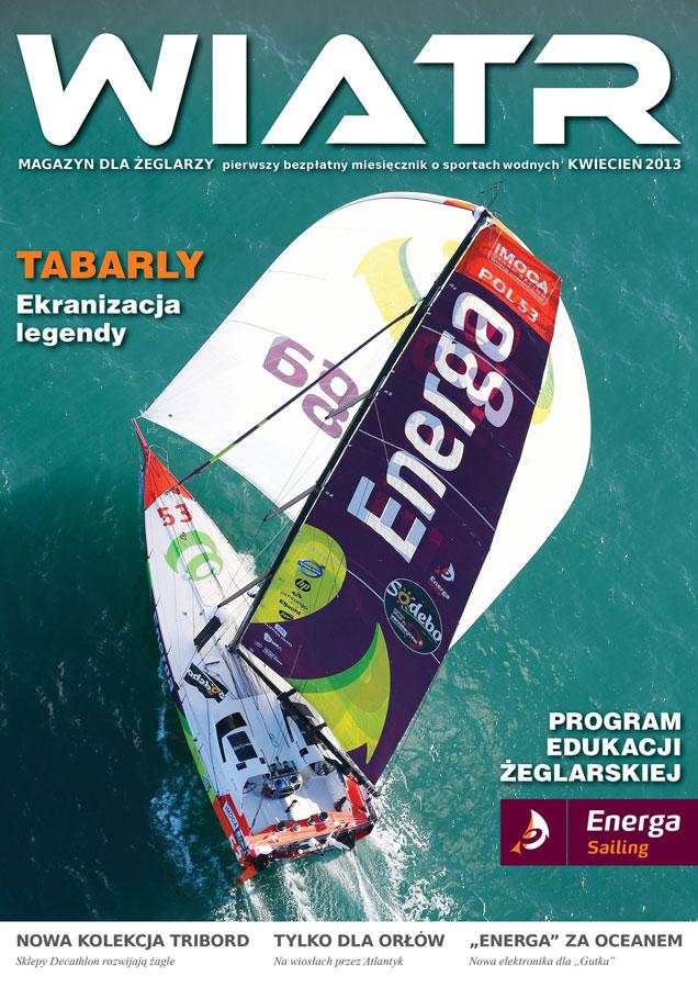 Magazyn Wiatr Kwiecień 2013