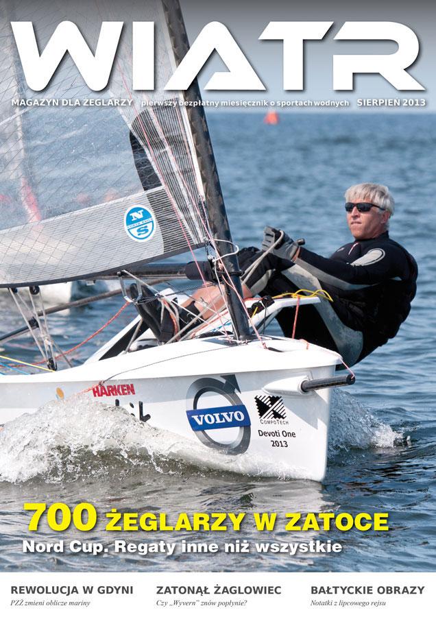 Magazyn Wiatr Sierpień 2013