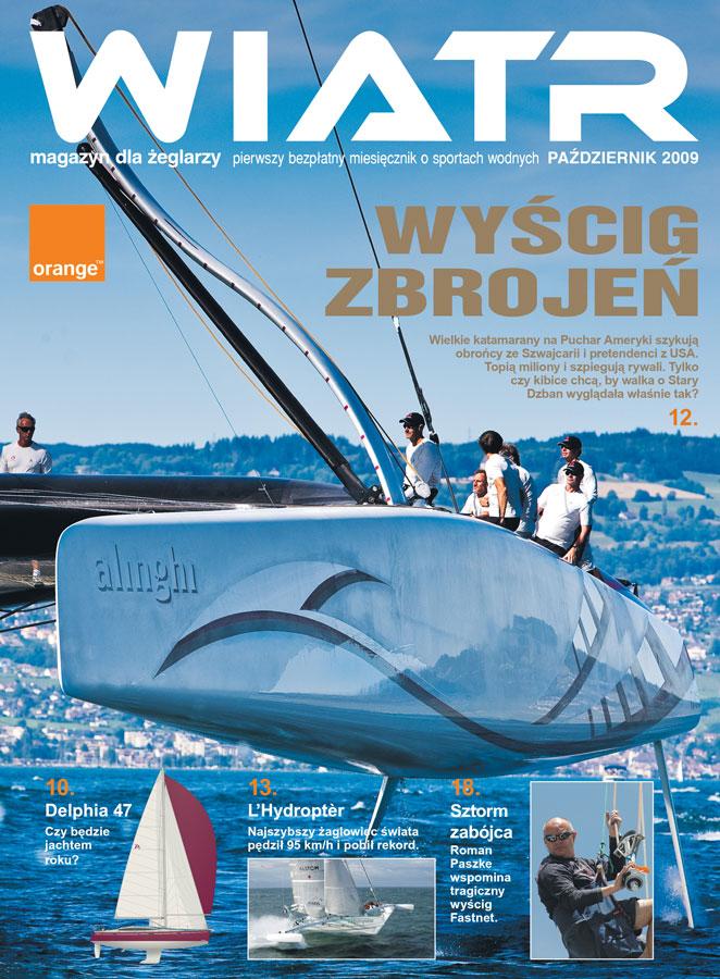 Magazyn Wiatr Numer pilotażowy