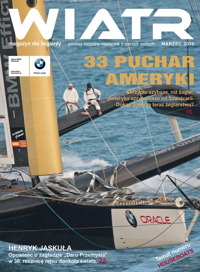 Magazyn Wiatr Marzec 2010