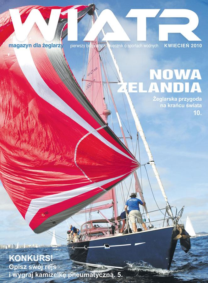 Magazyn Wiatr Kwiecień 2010