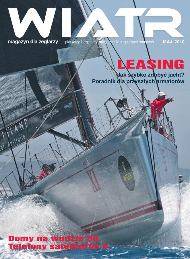 Magazyn Wiatr Maj 2010