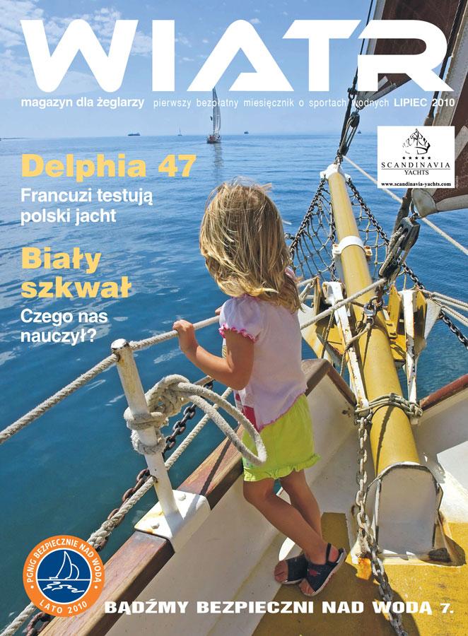 Magazyn Wiatr Lipiec 2010