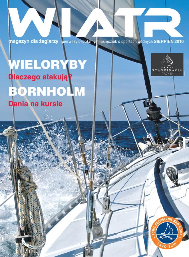 Magazyn Wiatr Sierpień 2010