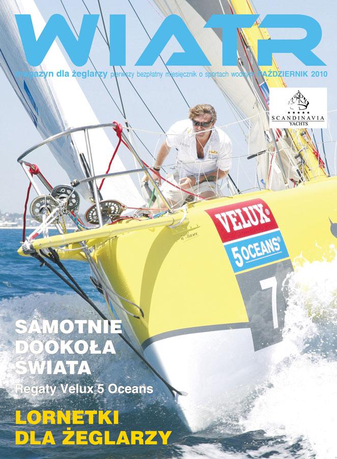 Magazyn Wiatr Październik 2010