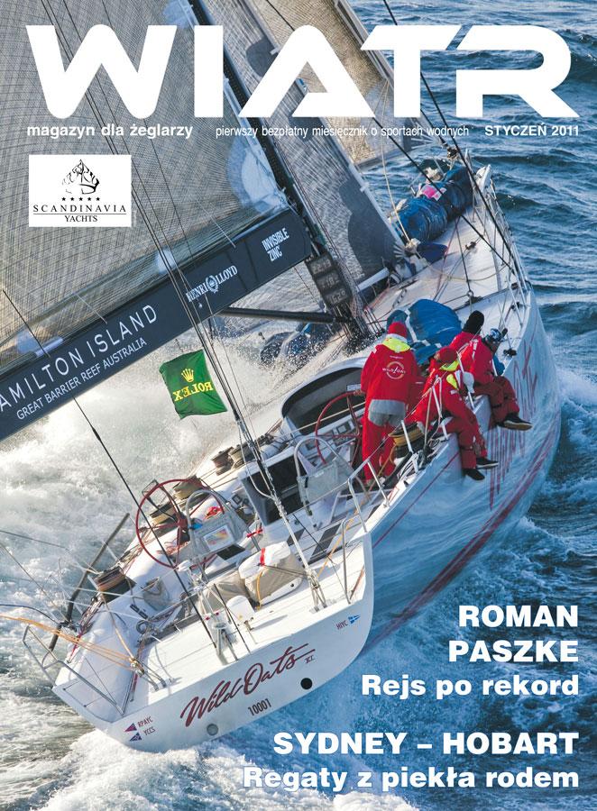 Magazyn Wiatr Styczeń 2011