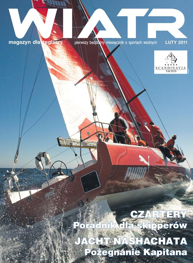 Magazyn Wiatr Luty 2011