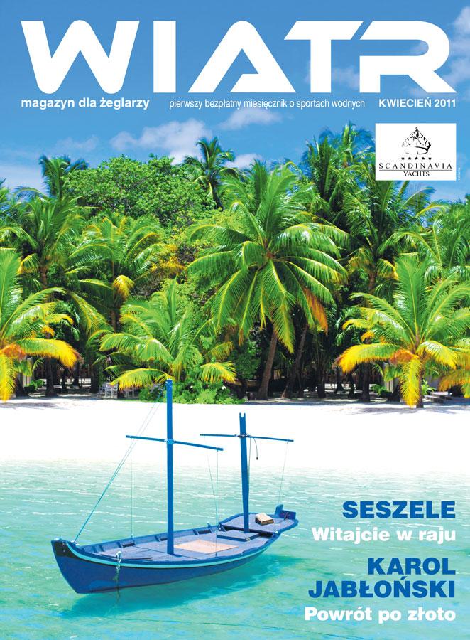 Magazyn Wiatr Kwiecień 2011
