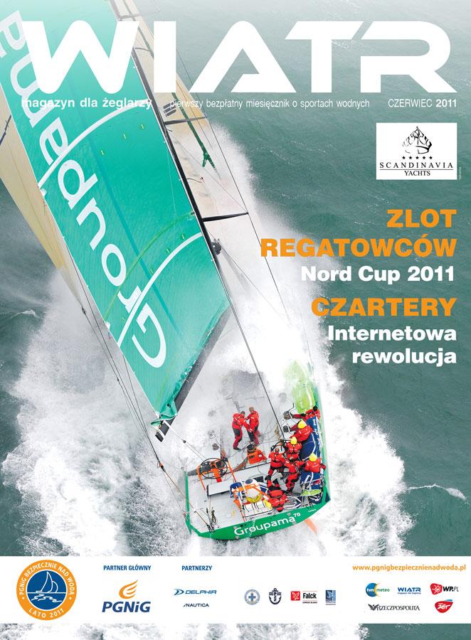 Magazyn Wiatr Czerwiec 2011