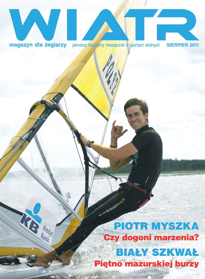 Magazyn Wiatr Sierpień 2011