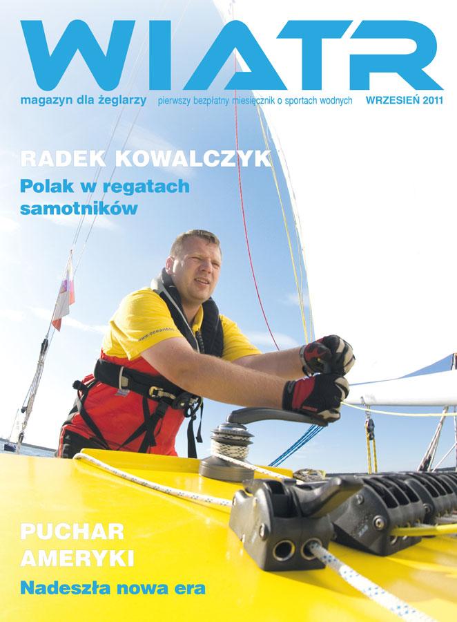 Magazyn Wiatr Wrzesień 2011