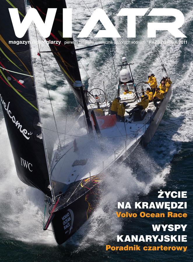 Magazyn Wiatr Październik 2011