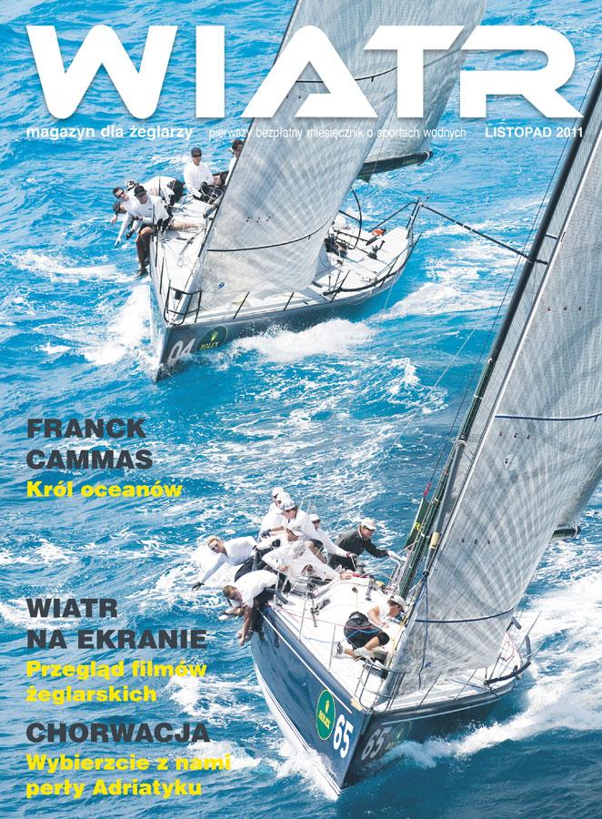 Magazyn Wiatr Listopad 2011