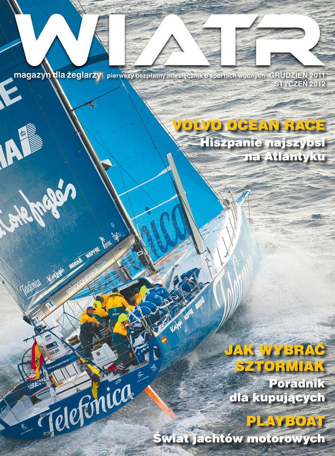 Magazyn Wiatr Styczeń 2012