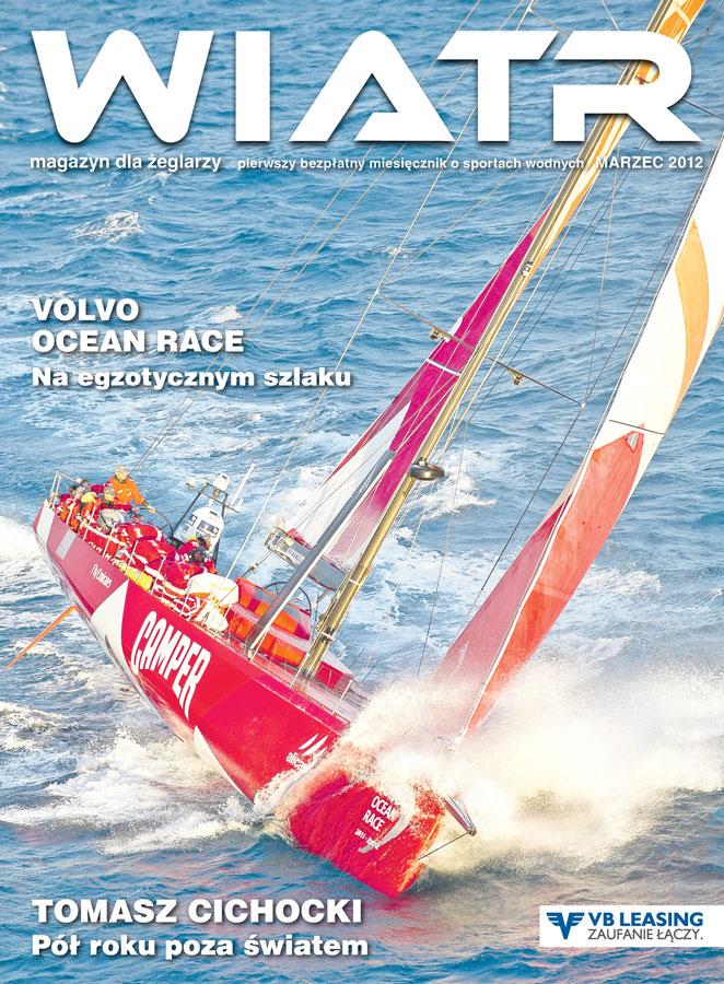 Magazyn Wiatr Marzec 2012