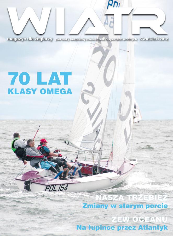 Magazyn Wiatr Kwiecień 2012