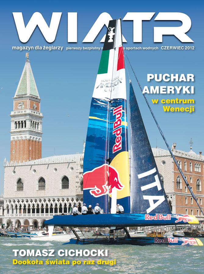 Magazyn Wiatr Czerwiec 2012