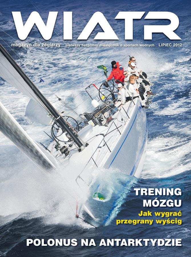 Magazyn Wiatr Lipiec 2012
