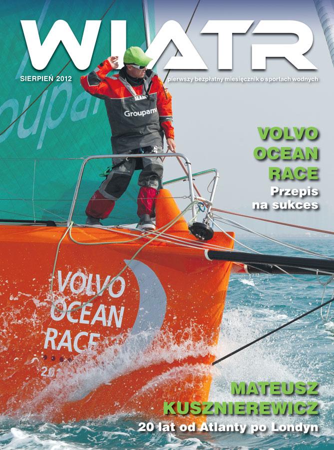 Magazyn Wiatr Sierpień 2012