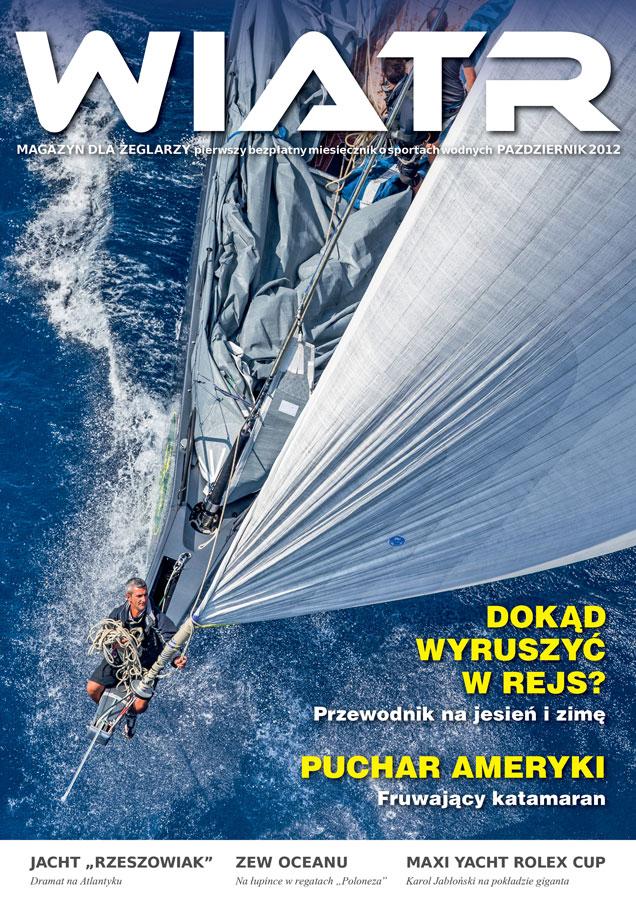 Magazyn Wiatr Październik 2012
