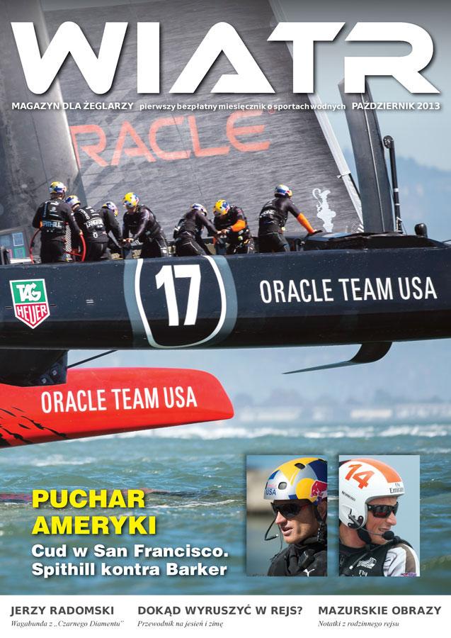 Magazyn Wiatr Październik 2013