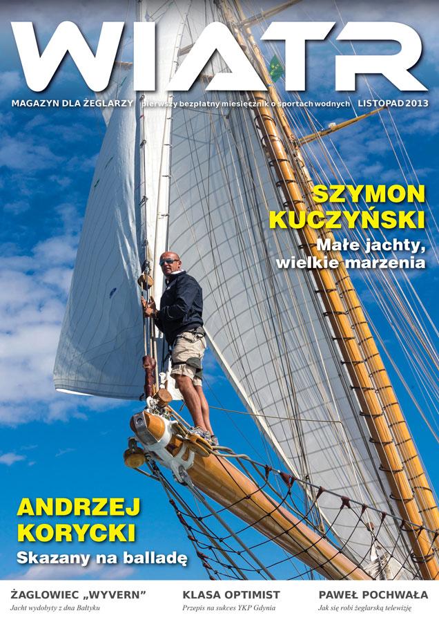 Magazyn Wiatr Listopad 2013