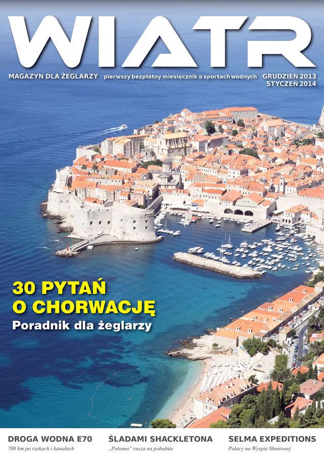 Magazyn Wiatr Styczeń 2014