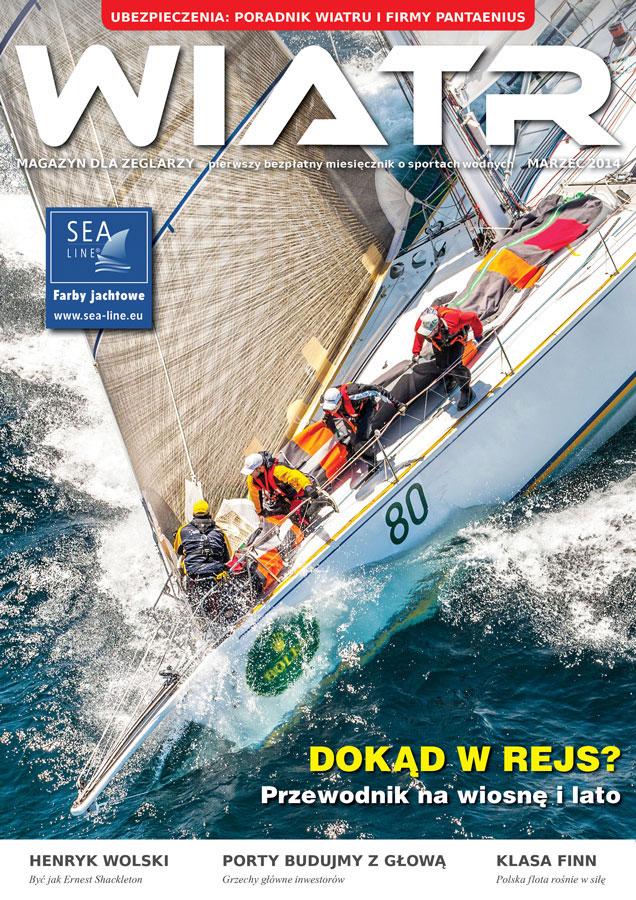 Magazyn Wiatr Marzec 2014