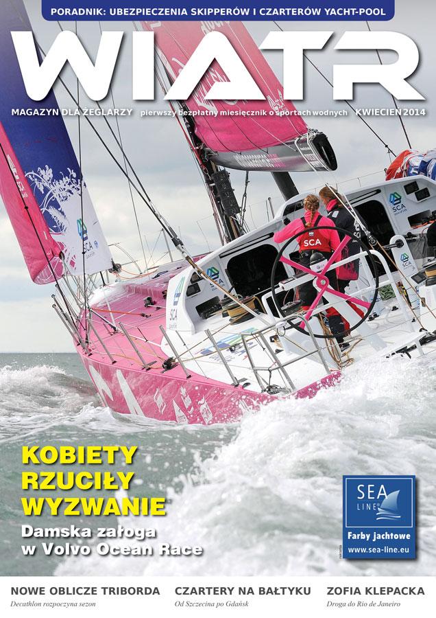 Magazyn Wiatr Kwiecień 2014