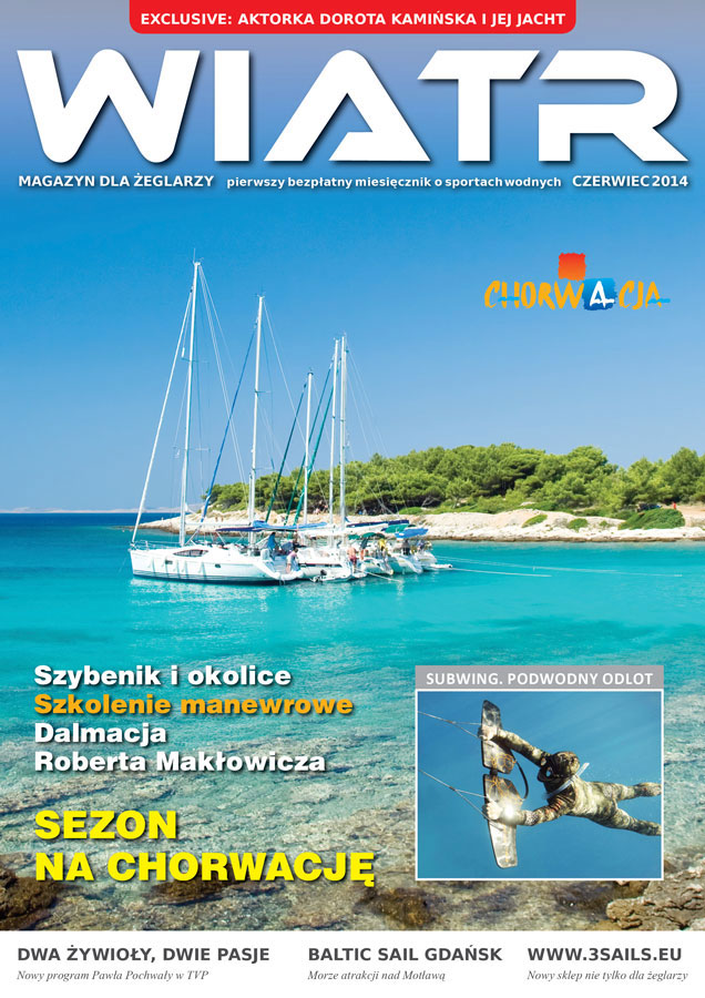 Magazyn Wiatr Czerwiec 2014
