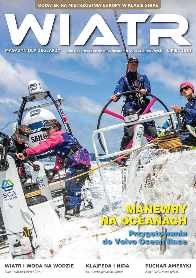 Magazyn Wiatr Lipiec 2014