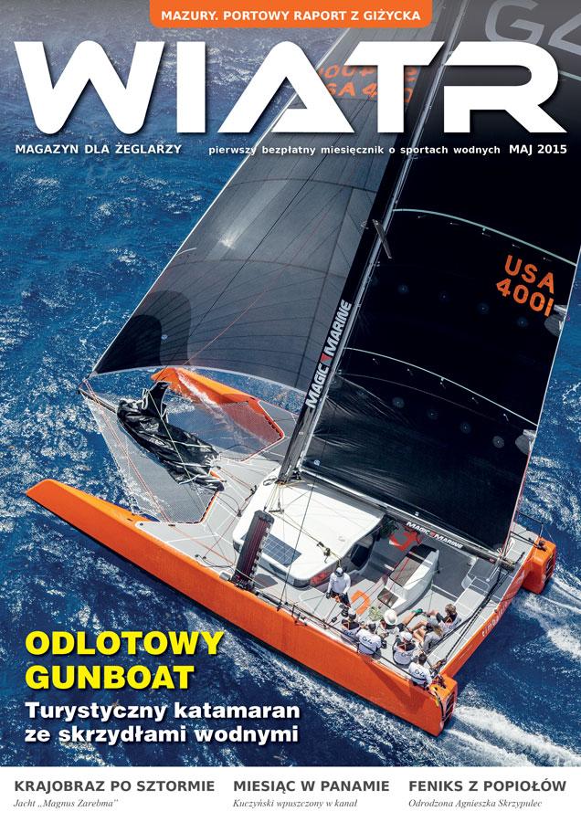 Magazyn Wiatr Maj 2015