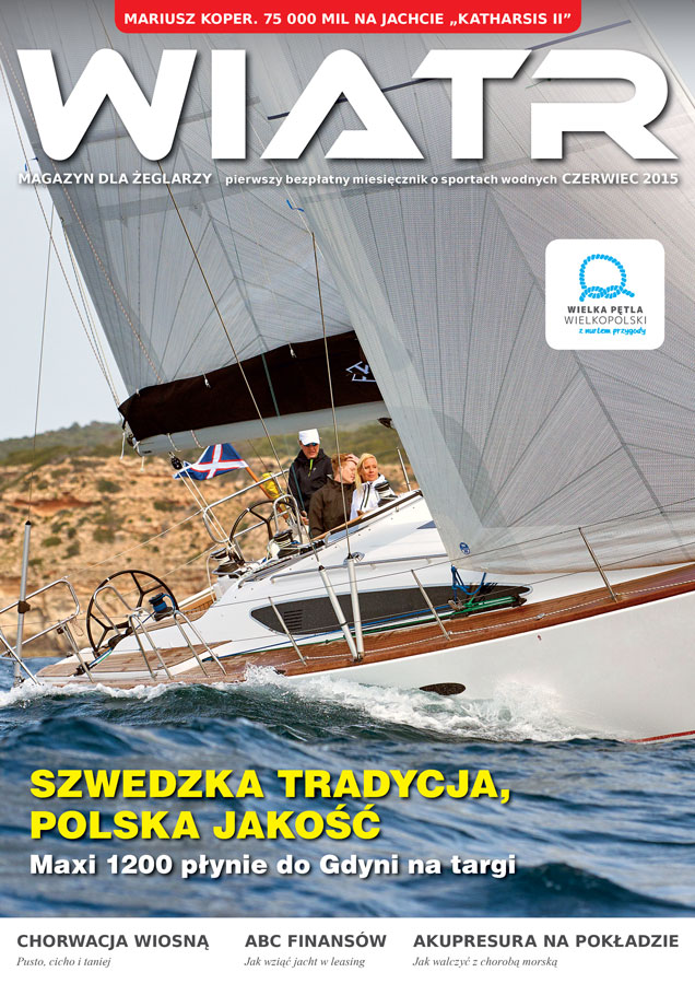 Magazyn Wiatr Czerwiec 2015