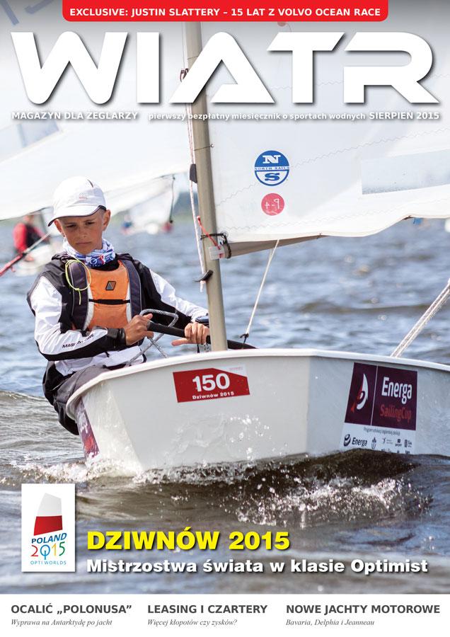 Magazyn Wiatr Sierpień 2015
