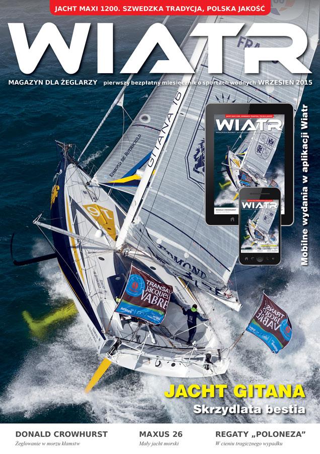 Magazyn Wiatr Wrzesień 2015