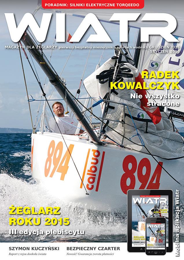 Magazyn Wiatr Styczeń 2016