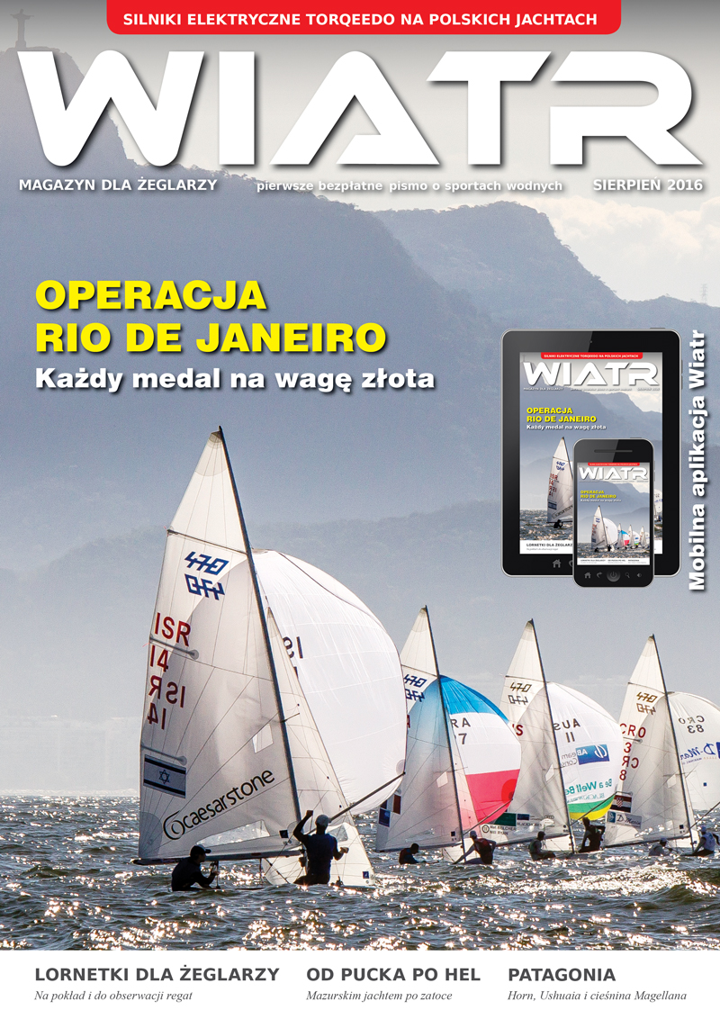 Magazyn Wiatr Sierpień 2016