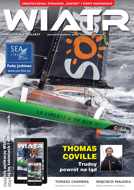 Magazyn Wiatr Kwiecień 2017