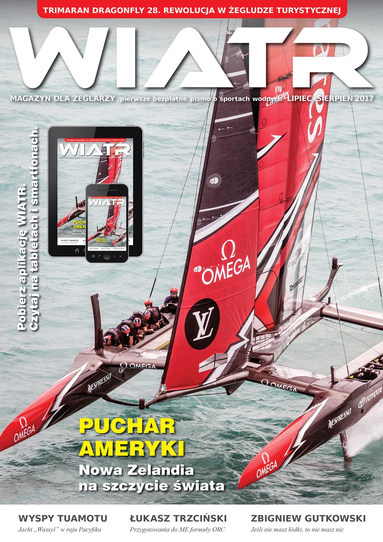 Magazyn Wiatr Sierpień 2017