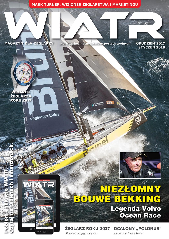 Magazyn Wiatr Styczeń 2018