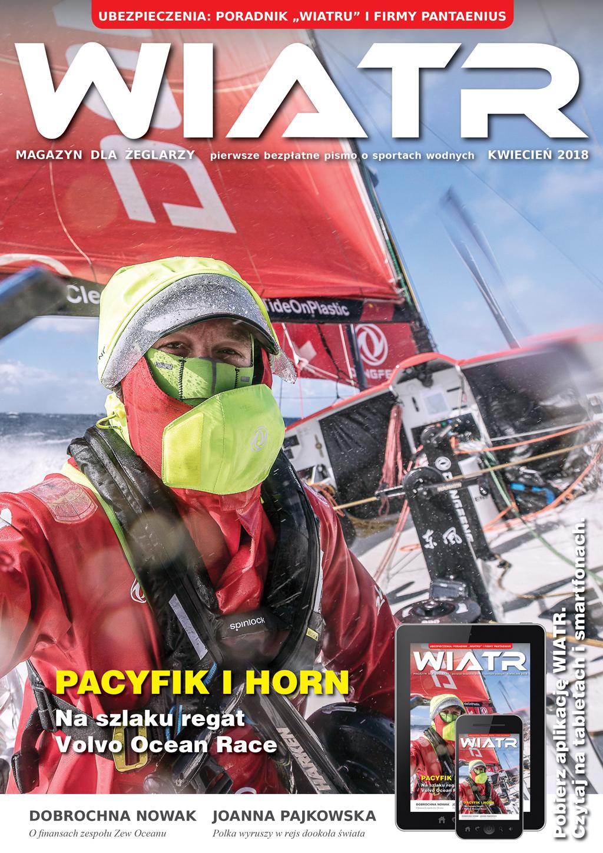 Magazyn Wiatr Kwiecień 2018