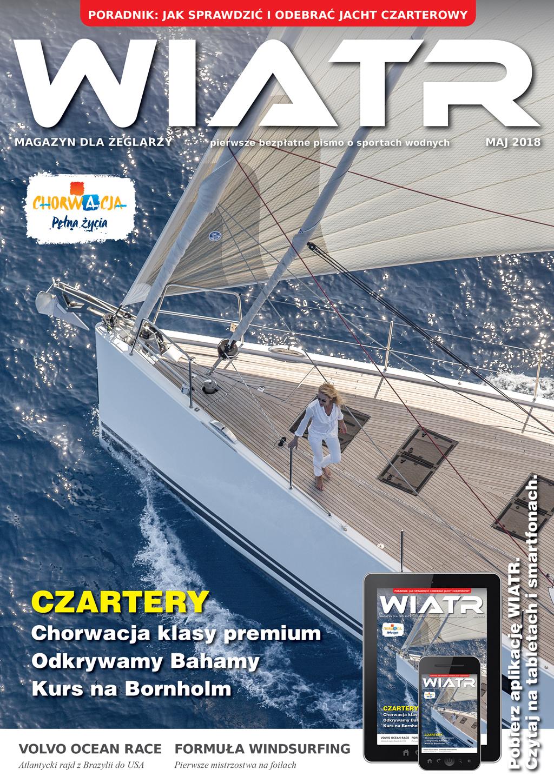 Magazyn Wiatr Maj 2018