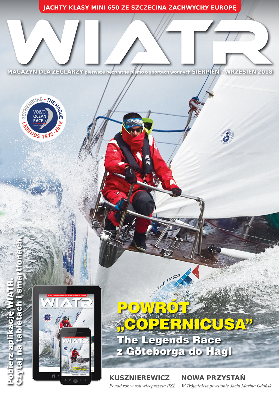 Magazyn Wiatr Sierpień-Wrzesień 2018