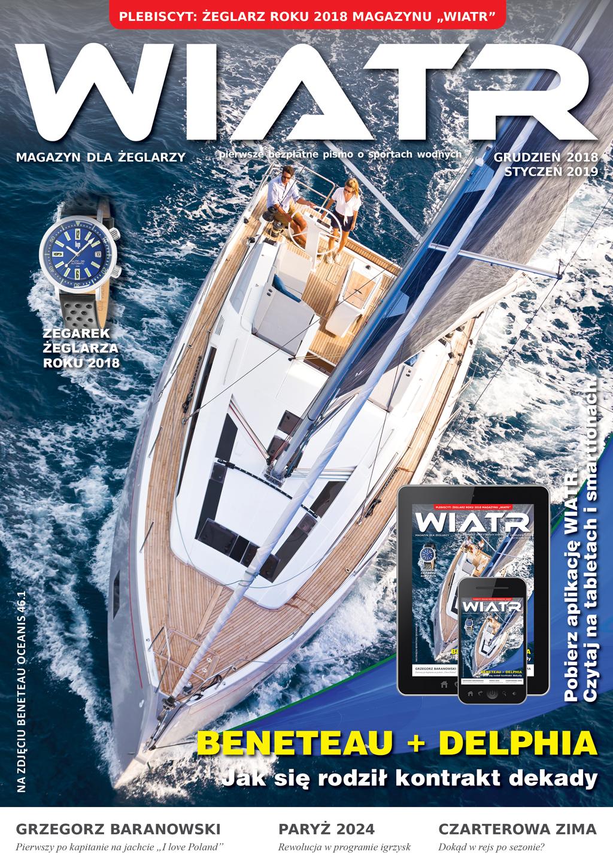 Magazyn Wiatr Grudzień-Styczeń 2019
