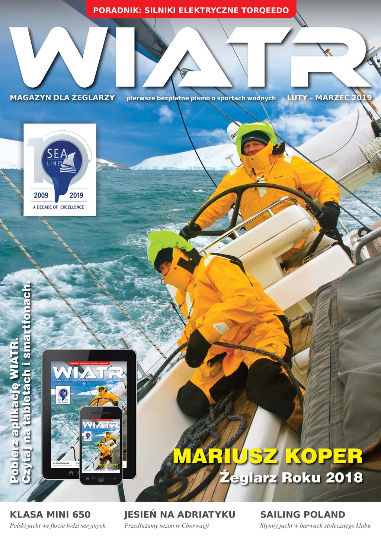 Magazyn Wiatr Luty-Marzec 2019