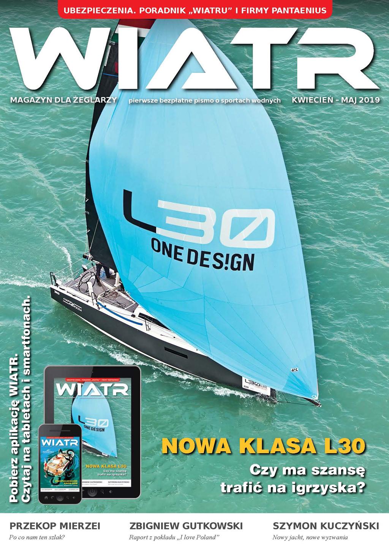 Magazyn Wiatr Kwiecień-Maj 2019