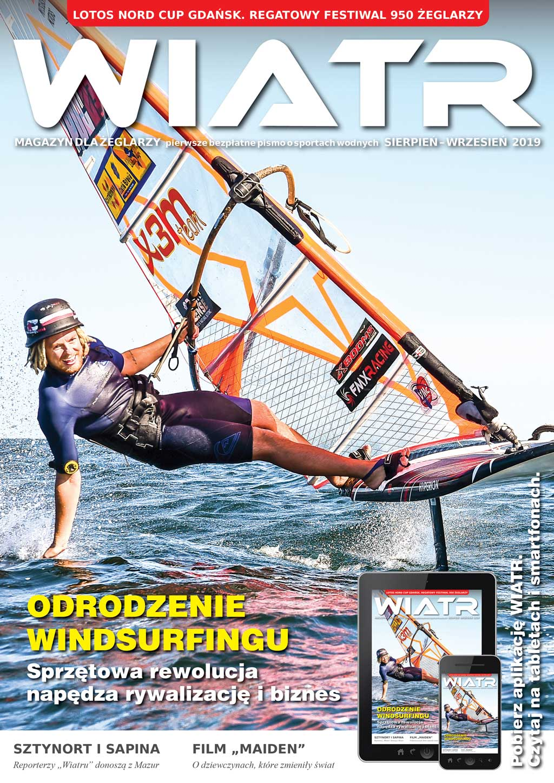 Magazyn Wiatr Sierpień-Wrzesień 2019