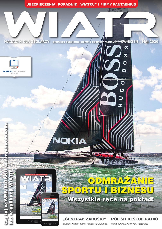 Magazyn Wiatr Kwiecień-Maj 2020
